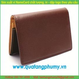 Sản xuất ví Namecard NCW1