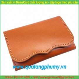 Sản xuất ví Namecard NCW13