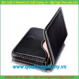 Sản xuất ví Namecard NCW14