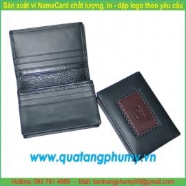 Sản xuất ví Namecard NCW22