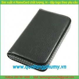 Sản xuất ví Namecard NCW25