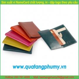 Sản xuất ví Namecard NCW26