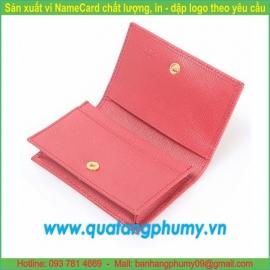 Sản xuất ví Namecard NCW27