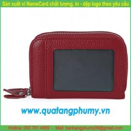 Sản xuất ví Namecard NCW4