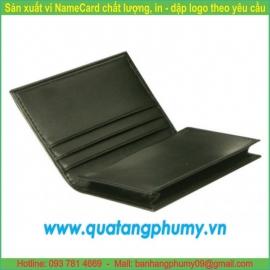 Sản xuất ví Namecard NCW6