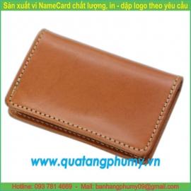 Sản xuất ví Namecard NCW7
