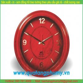 Đồng hồ treo tường PC14