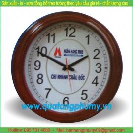 Đồng hồ treo tường PC30