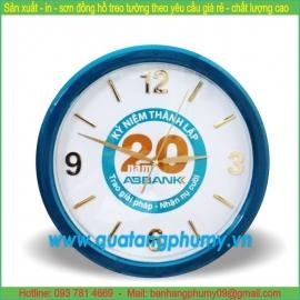 Đồng hồ treo tường PC51