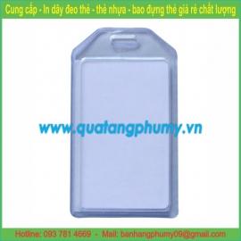 Bao đựng thẻ nhựa CH9