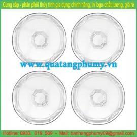 Bộ đĩa thủy tinh Migi DM3
