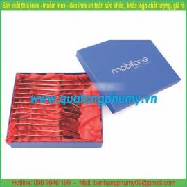 Bộ thìa inox - dĩa inox TDD9