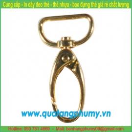 Móc khóa giọt nước vàng MK4