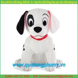 Chó bông tai trắng tai đen SA20