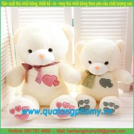 Gấu bông ngồi SA4