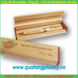 Bộ quà tặng gỗ WGS2