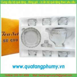 Bộ quà tặng bình trà BGS5