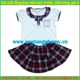Đồng phục mầm non bé gái UCG9