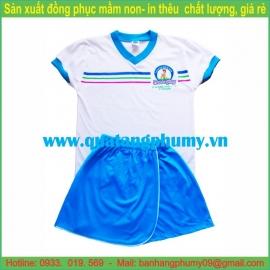 Đồng phục mầm non bé gái UCG10