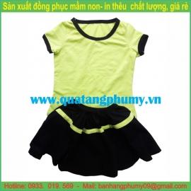 Đồng phục mầm non bé gái UCG1