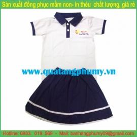 Đồng phục mầm non bé gái UCG8