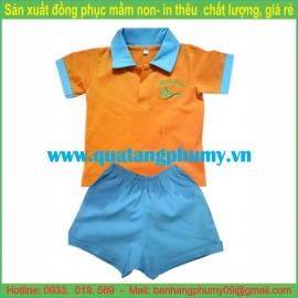 Đồng phục mầm non UC1